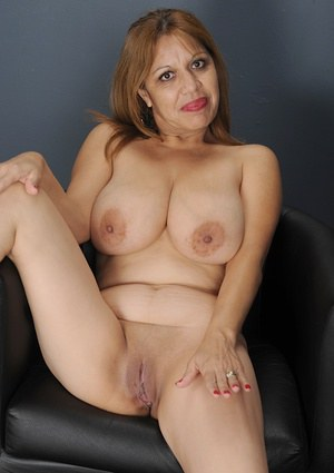Mature old pussy latino #10