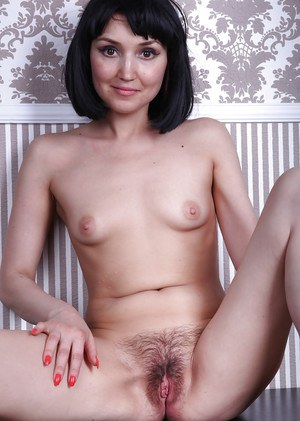 mature hairy lady video