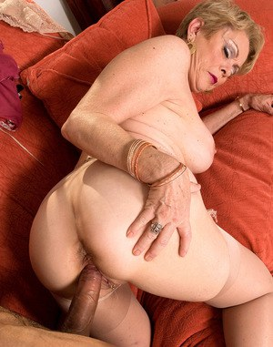 Naked housewife fucked by big cock